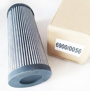 for JCB HYDRAULIC AUXILIARY FILTER 6900 0056 JS130, JS160, JS180 Fx6y#