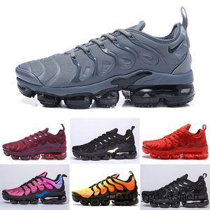 Best TN Plus Running Shoes Men Women Wool Grey Game Royal Tropical Sunset Creamsicle Designers Sneakers Sport Shoes Size 36-46 B2L6U