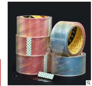 vendita diretta 2020 la vendita calda nastro isolante trasparente box espresso grande volume di tenuta nastro di imballaggio grande volume di fabbrica all'ingrosso