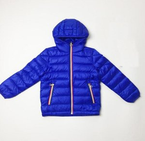 Winter Children Down Coats Girls Fashion Jackets Kids Baby Boys Thicken Hooded Coats Warming Duck Down Outerwear Clothes