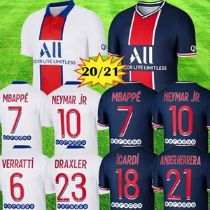 psg 2019 2020 air jordan MBAPPE NEYMAR JR Champion kids Kit CAVANI KIMPEMBE VERRATTI psg 19 20 UCL Black White Child Футбольная форма psg майка с коротким