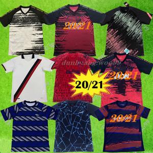 2020 2021 T-shirt d'été pour les hommes de camouflage Imprimer Survêtement Loisirs T-shirt jersey hommes et femmes T-shirt Mode football S-2XL