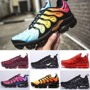 TN Plus Running Shoes For Men Women Royal Smokey Mauve String Colorways Olive In Metallic Triple White Black Trainer B2L6U