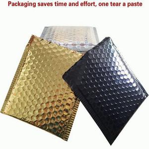 Bubble почтовых программы 4x7 Конвертам 4 х 7 от Amiff Внешнего размера 45 х 8 х Пакеты из 20 Золотых подушек конвертов CtxVo bbgargden