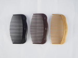 estilo de madera de plástico peines multifuncionales de la nueva DIY magia Combs mujeres geometría sombreros tamaño de accesorios para el cabello M L100pcs por lote