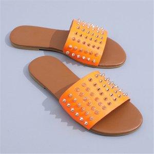 Dener sandalias Marca Visvi Zapatillas Fasion Soes hombre Soes Casual Zapatillas Beac sandalias al aire libre Zapatillas Calle Ip-Op sandalias # 200