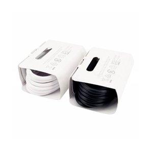 Nota 10 Ambos Cord 2A Tipo C cabo carregador rápido cabo de carregamento cabos de sincronismo de dados rápida cabo de carregamento para Samsung Galaxy Nota 10