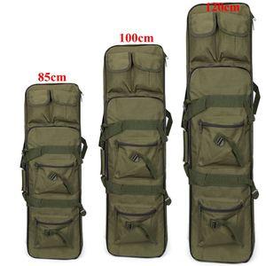 Tactical multifunctional accessories CS gun accessories fishing gear double-layer portable mother bag gun bag