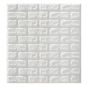 2016 The New Creative 3D Wallpaper PE Foam DIY Wall Stickers Home Decorative Brick Pa The New Creative 3D Wallpaper PE Foam DIY hj2009 GggHQ