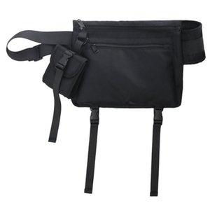 FGGS-Peito Pack para Homens Mensageiros saco da forma funcional Homens Crossbody Bags Hip Streetwear Bolsas