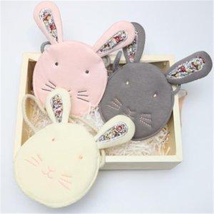 Kinder-Mädchen-Kind-Münzen-Geldbeutel-Beutel Hobos Mini kleines nettes Baumwollgewebe Cartoon Fest Korean Zubehör Großhandel Geschenk
