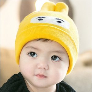 SAILEROAD Newborn Cute Baby Hat Photography Props Infant Toddler Girl Boy Baby Cap Accessories Winter Warm Cap 5 Colors
