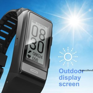 S909 GPS Multisport Smart Watches Heart Rate Fitness Wristband IP68 waterproof Always on display GPS activity tracker