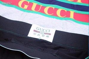 desinger Hot Mens Boxer Briefs Briefs animal de designers de moda masculina Boxer Underwear Marca Cuecas para homens Roupa interior
