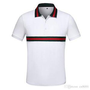 ape Polo marchio di abbigliamento camicie mens magliette del progettista di moda manica corta calssic lusso maglietta di alta qualità Business Casual parti superiori del T X-3XL