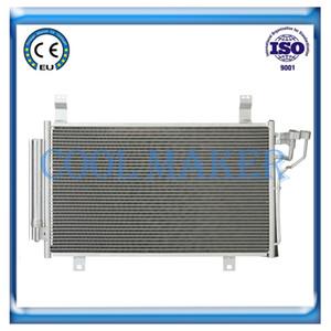 Car air conditioner condenser for Mazda CX-5 KF0361480A KF0361480B MA3030161 204189