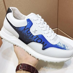Run Away Sneaker Men &#039 ;S Shoes Lace -Up Luxury Shoes Fast Delivery Autumn And Winter Casual Men Shoes Sports Comfortable Low Top Footwe