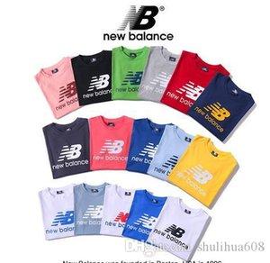 2020 Multicolor Brandshirts Designerluxury Мужчины Женщины Tshirt Мода лето Тройники высокого качества Unisex Tshirt W114