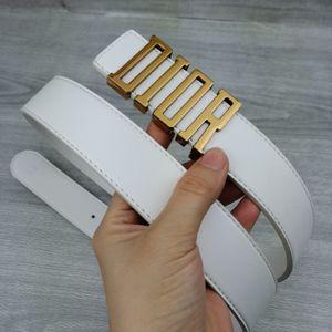Alto calidad de diseño para mujer Cinturones Estilo Animal Marca Mujer correa de la manera informal Smooth hebilla de cinturón gl libre ai35