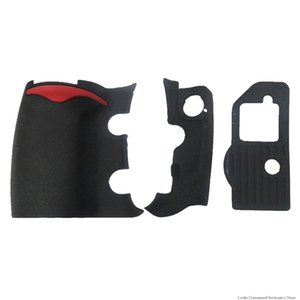 NEW A Set Of Body Rubber 5 pcs Front cover and Back cover Rubber For Nikon D300 Camera Replacement Repair spare parts