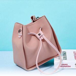 Handbags Purses Fashion Cowhide Bucket Handbag Tote bag Women's Shoulder Bags Backpack Women bags handbags M44022 (With box)size:20*20cm