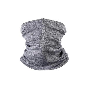 11Style Cycling Mask Seamless Magic Scarf Bandanas Outdoor Head Scarve Neck Wrap Neck Gaiter with PM 2.5 Filter Designer Masks new GGA3552