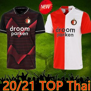 2021 Feyenoord soccer jersey home away BERGHUIS football shirt KOKCU camisa de futebol SINISTERRA camiseta de futbol TOORNSTRA maillot foot