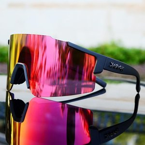 Cycling sunglasses polarized lens Cycling Eyewear Men Women Mountain Bike Cycle Sunglasses MTB Sports glass 3 lens with case Oculos Ciclismo