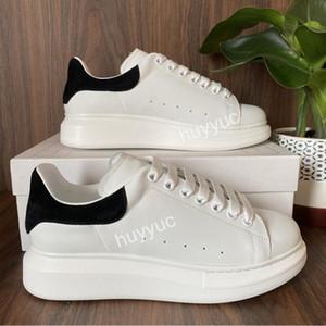 Womens Blcak Top Mens Qualidade Velet Sneakers Cheap Melhor Branca Moda Plataforma de couro sapatos baixos Ar Livre Sapatos diário vestido de partido com caixa