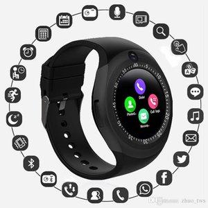 OUTMIX V8 Mulheres Homens esperto esporte Relógios Suporte SIM Card Bluetooth 0.3MP Camera Heart Rate sangue oxigenação adulto Passo Criança