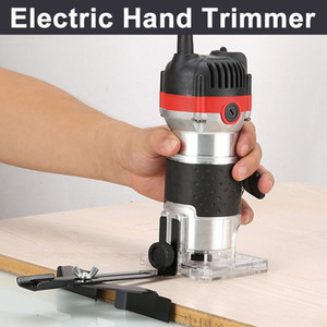 3500rpm 3000W Woodworking Electric Hand Trimmer 220V Laminate Palms Wood Router Joiners Carving Machine Power Tools Kit