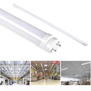 LED Tubes 4 Ft. 18 Watts T8 LED Tube Light Fluorescent Lamp Replacement Milky LED Bulbs