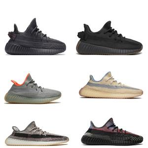 com Box 2020 New Mens and Womens Running Shoes Sapatilhas muitas cores Zyon Preto Cinder por Homens Sports Shoes Tamanho US5-13