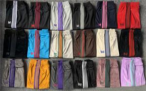 2020FW raya pantalón mujeres de los hombres de alta calidad del basculador 1 pantalón bordado