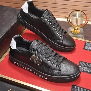 Mens Shoes Sneakers Lace-Up Rubber Soles Outdoor Walking Sneakers Sports Men Shoes Lo-Top Sneakers Chaussures pour hommes Fashion Footwears
