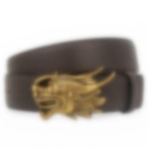 Mens Luxury Designer Belts Men Woman Brand Belts Fashion Big Letter Buckle Width 38mm Good Quality Male Designer Belt With Box 20062860Y