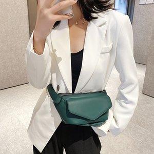 2020 new pu single Women's fashion high-end diagonal breast shoulder shoulder bag bag women