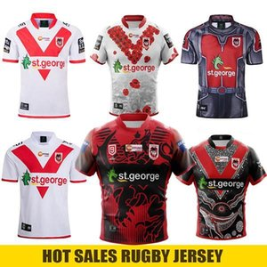 2020 st George Illawarra Dragons Nines Jersey Rugby indigena commemorativa Maglie Pantaloncini Marvel: Australia NRL Rugby League maglie