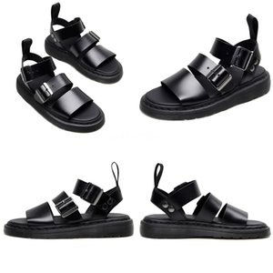 2020 New Korean Fashion Fish Head Sandals Female Robe Thick Bottom Elastic Buckle With Roman Shoes Women#S Sandals .HYKL-810#943