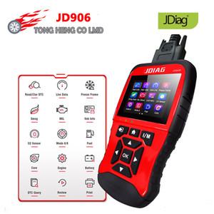 원래 JDiag JD906 자동차 전문 코드 리더 자동차 진단 도구 OBD2 스캐너 자동차 진단 OBD 2