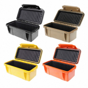 Tool Box Holder Storage Outdoor Shockproof Waterproof Box Airtight Case Storage Tools Sealed Containers ScNq#