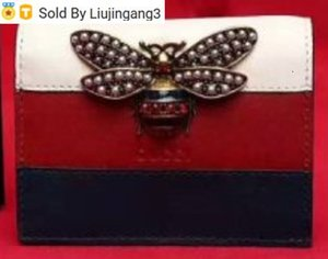 Liujingang3 476072 color diamond card package WALLET CHAIN WALLETS PURSE Shoulder Crossbody Bag Belt Mini Bags Clutches Exotics