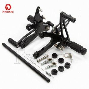 PARA NSR250 NSR 250 MC21 PGM1 PGM2 PGM3 1990-1993 MC28 PGM4 1994-1997 Motorcycle rearset traseiro pisar Peg Pedal Footrest LwwH #