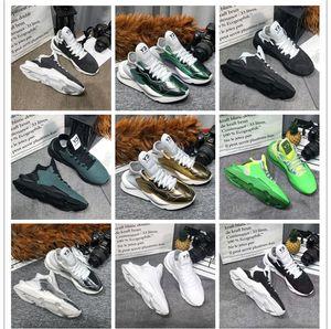 Y3 обувь Y3 обувь мода кроссовки спорта обувь бездельников женщин мужские для мужчин из натуральной кожи бегуны прибытия тренеров