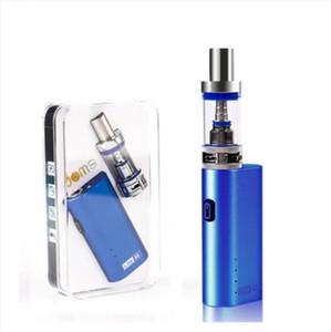 High Quality Lite 40 Starter kits Jomo 40w box mod bulit-in 2200mAh battery vaporizer kits 3ml Lite tank e cigs cigarettes vapor