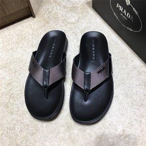 2020-Sommer-Frauen Slipper Luminous Flip Flops Klippzehe Drag-Mann-Schuhe Outdoor-Fluoreszenz Anti Skid-Strand-Schuhe Frau Sandalen PRADA