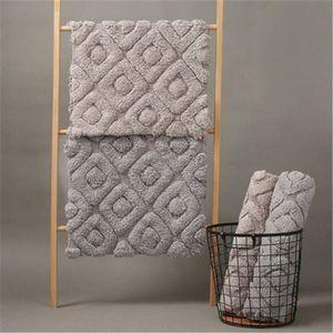 LCTMMYGS espesado estera del piso del algodón dormitorio en Puerta De no Slip Mat baño toalla Tierra puerta de salida Cojines Patio Cojín reemplazo liin #