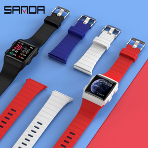 High-End New Smart Bracelet. Inch Multi-Function Health Monitoring Waterproof Outdoor Sports Watch