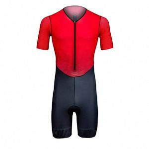 Hommes et Femmes Cyclisme Triathlon Skinsuit Sports de plein air Vêtements de Cyclisme Vêtements Set Ropa De Ciclismo Maillot Bike Skinsuit o4kW #