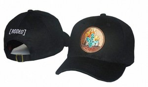 Хлопок Brand New Travis Скоттс Rodeo Бейсболки Customized 6 Панель папа Hat Бейсбол Hat Cap RODEO Snapback Крышки Крышки Шляпы козырьков Fr h5jq #